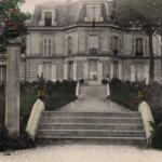 Ancienne carte postale de la mairie de Chaville